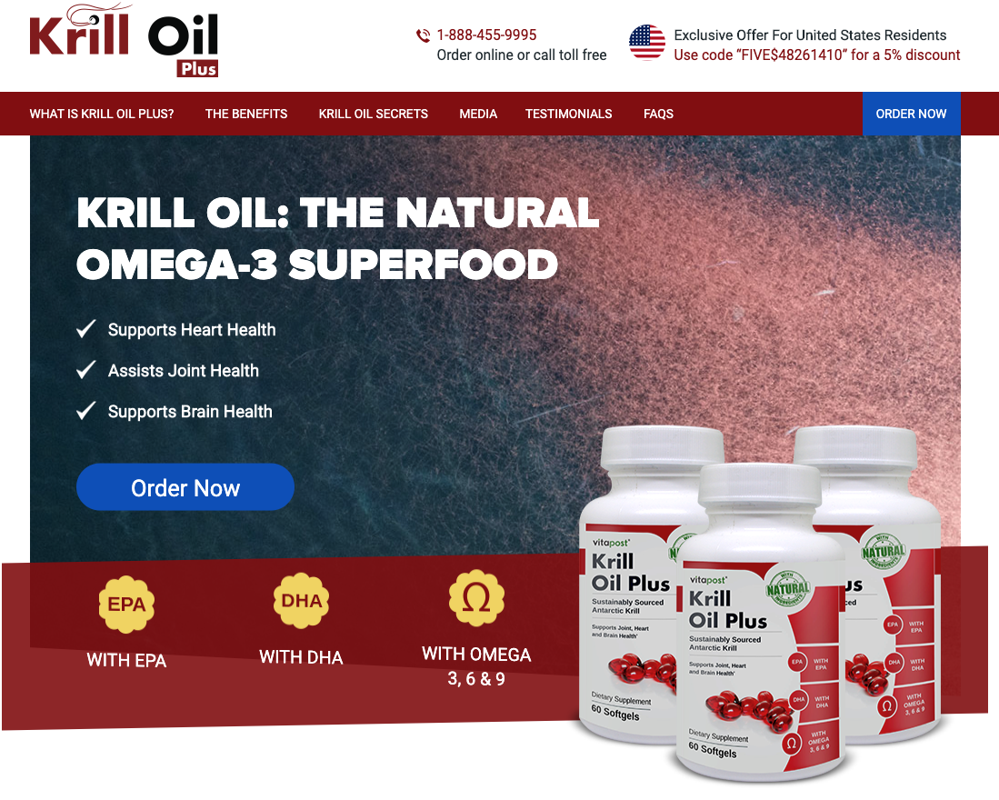 Krill Oil Plus Australia
