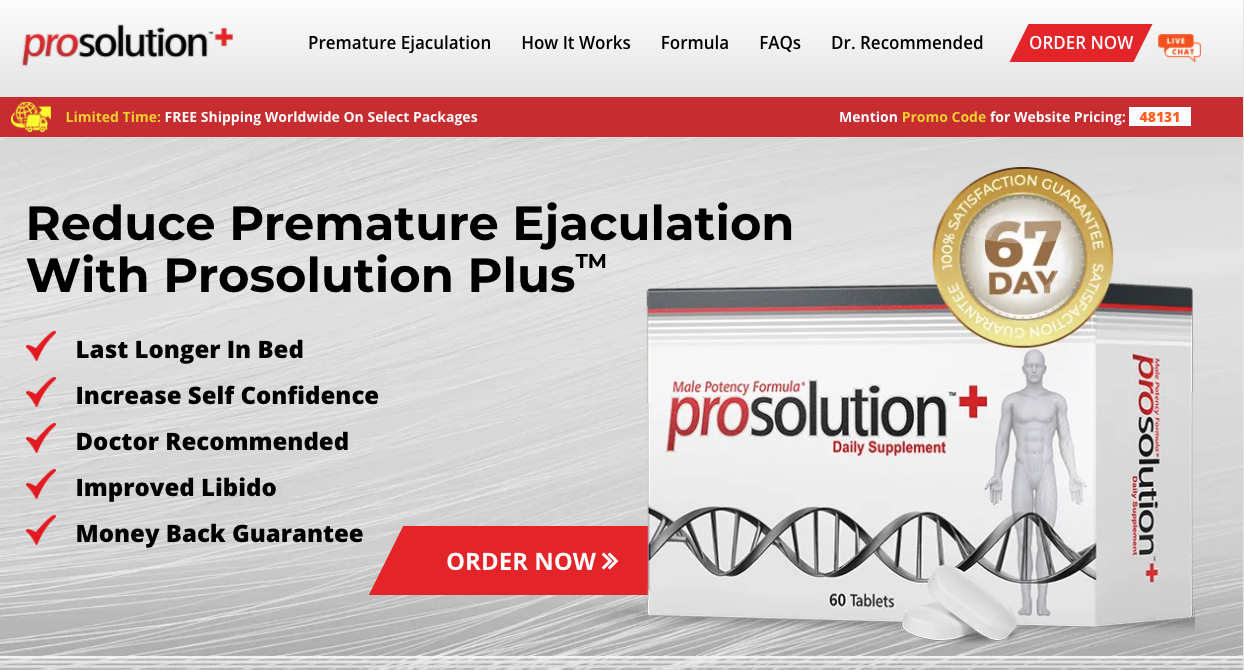 Prosolution Plus Australia
