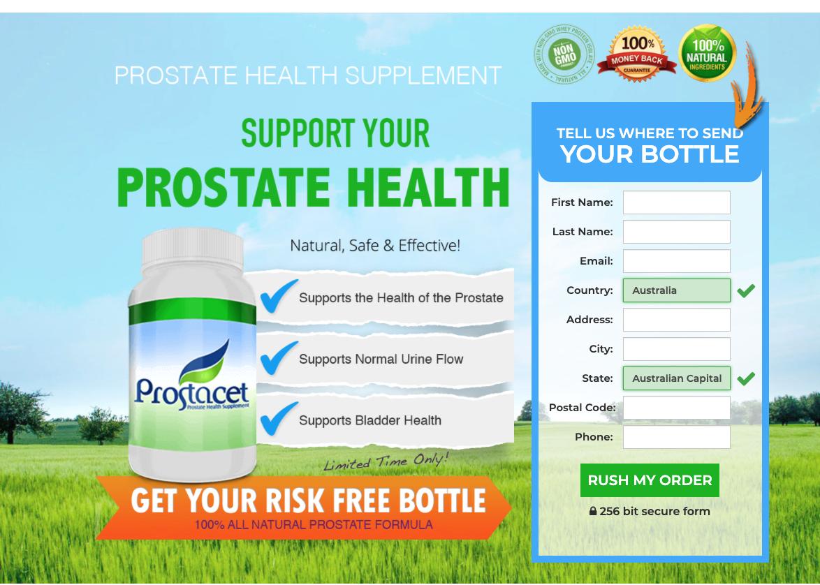 Prostacet Australia