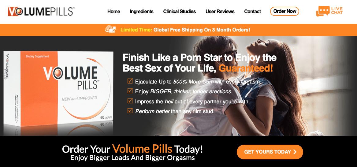 Volume Pills Australia